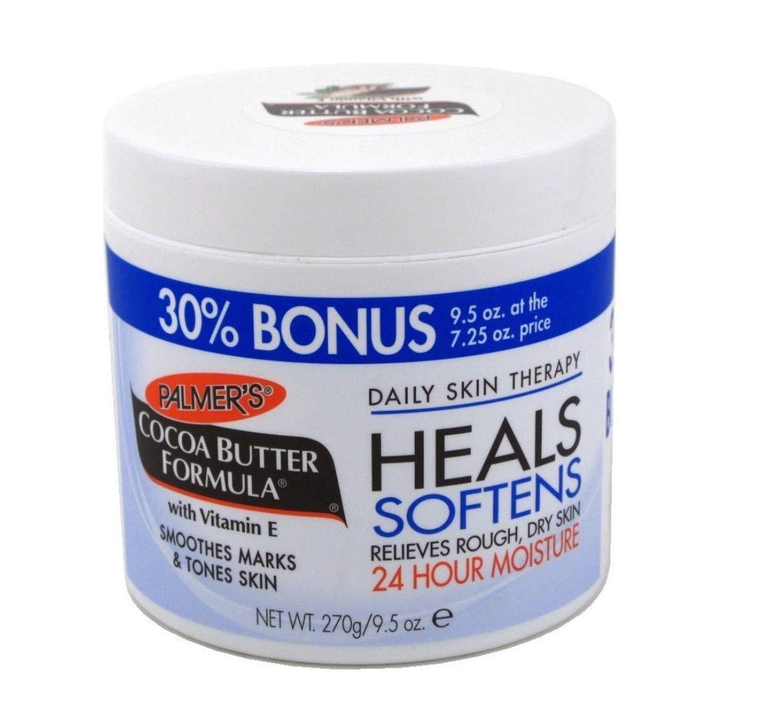 Palmer's Cocoa Butter Formula With Vitamin E Heals Softens