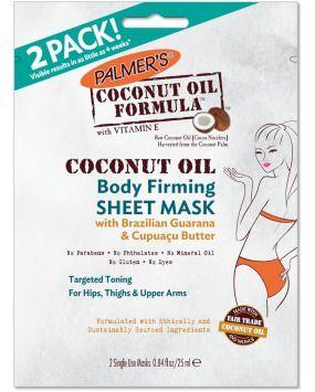 Palmer's Coconut Oil Body Firming Sheet Mask - 25ml