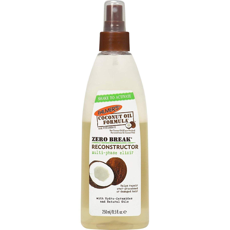 Palmer's Coconut Oil Formula Zero Break Reconstructor - 250ml