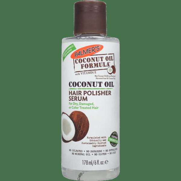 Palmer's Coconut Oil Shine Serum Hair Polisher - 178ml