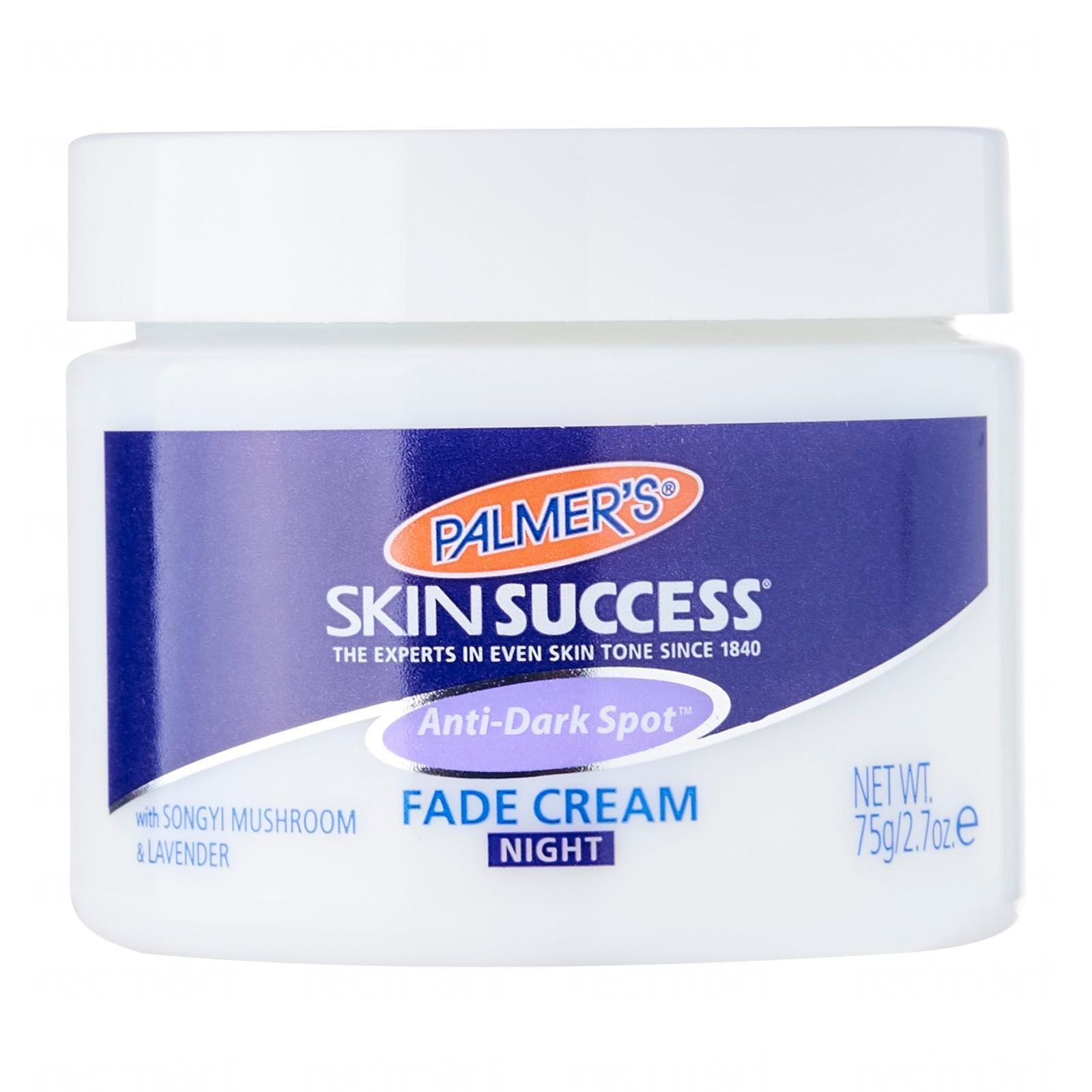 Palmer's Skin Success Anti-dark Spot Fade Cream Night - 75g