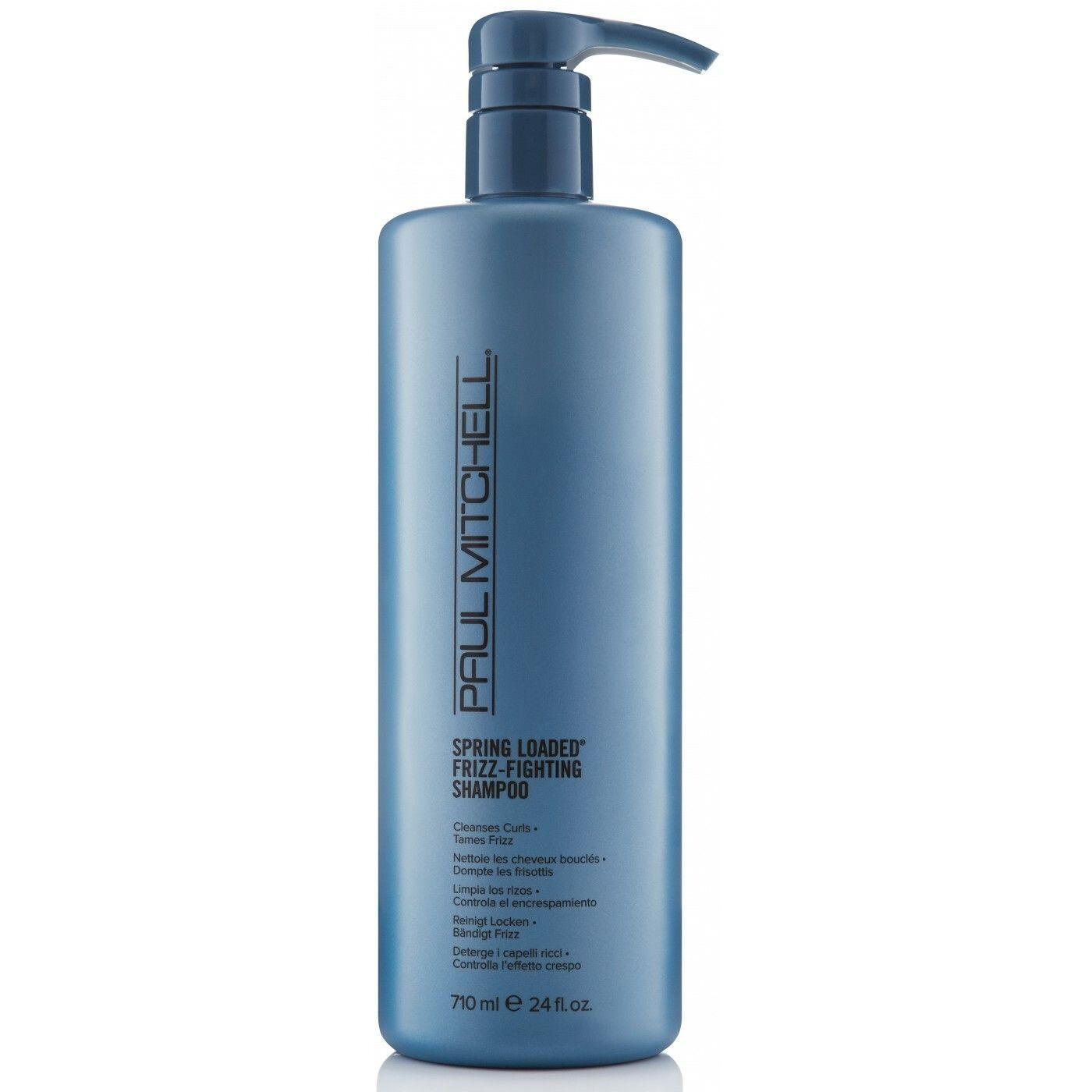 Paul Mitchell Curls Spring Loaded Frizz-fighting Shampoo - 710ml