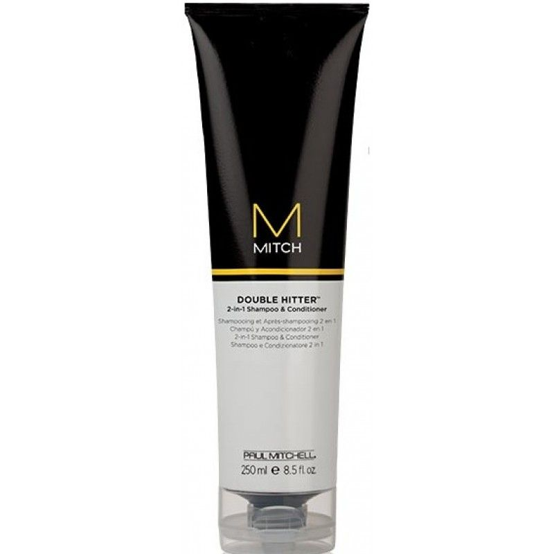 Paul Mitchell Double Hitter 2-in-1 Shampoo & Conditioner - 250ml