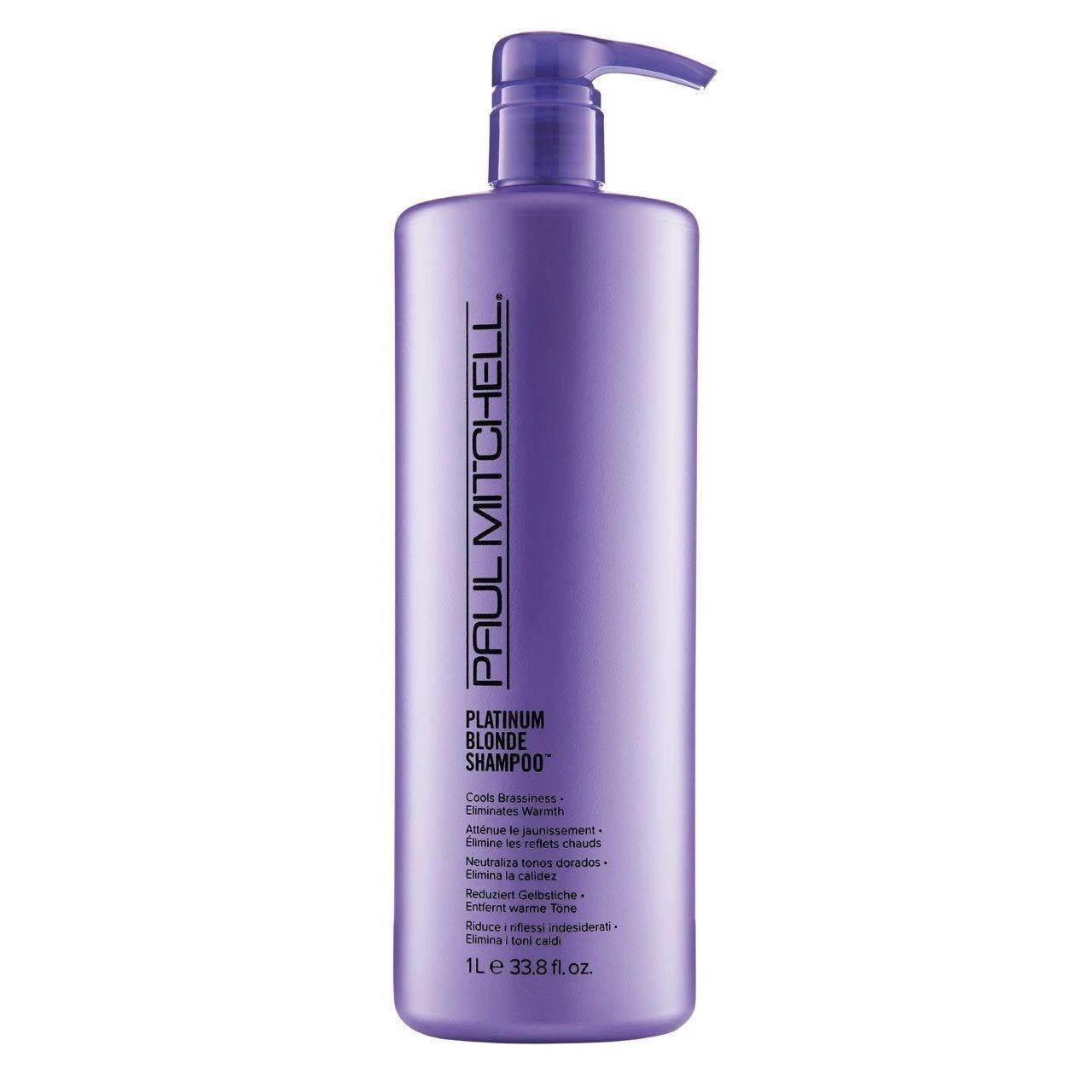 Paul Mitchell Platinum Blonde Shampoo - 1000ml