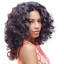 """Sleek Fashion Idol 101 Peru Natural Weave - Natural Black,18"""""""