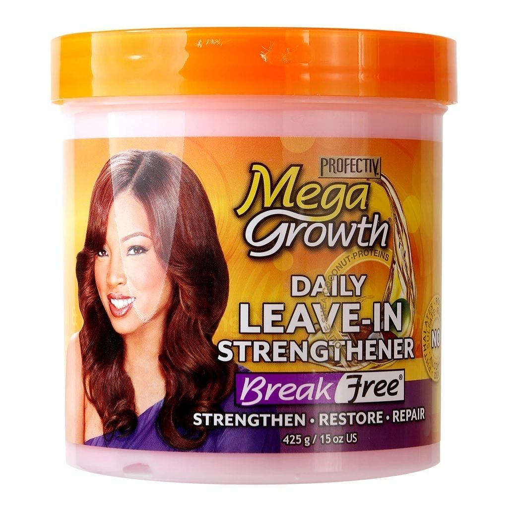 Profectiv Mega Growth Breakfree Daily Leave-in Strengthener - 15oz