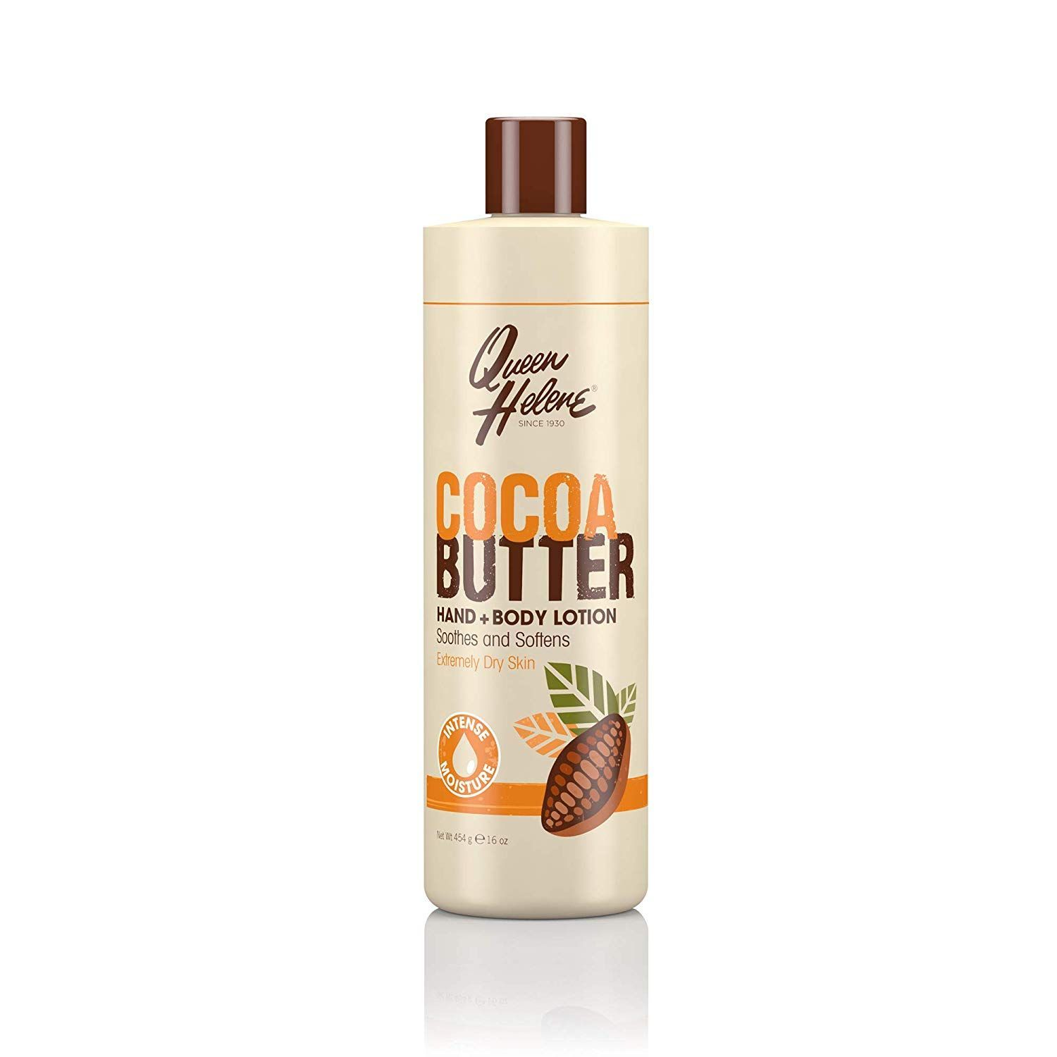 Queen Helene Cocoa Butter Hand & Body Lotion - 16oz