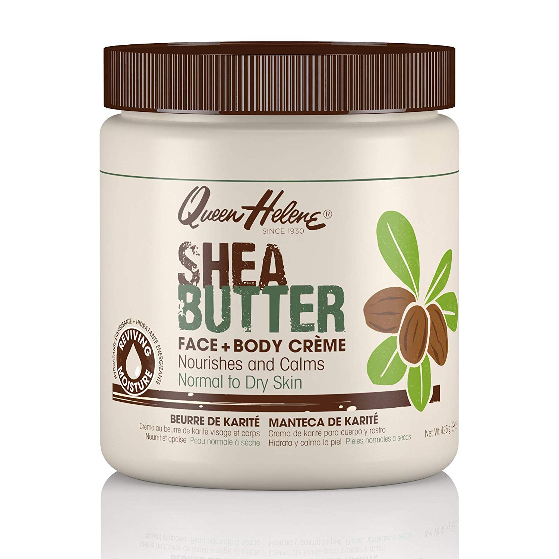 Queen Helene Shea Butter Face & Body Crème - 15oz