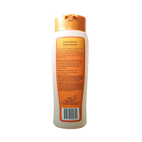Cantu Sulfate-free Cleansing Cream Shampoo - 400ml