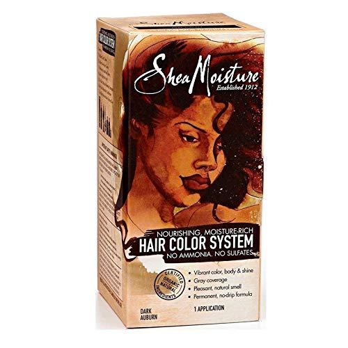 Shea Moisture Hair Color System - Medium Chesnut Brown