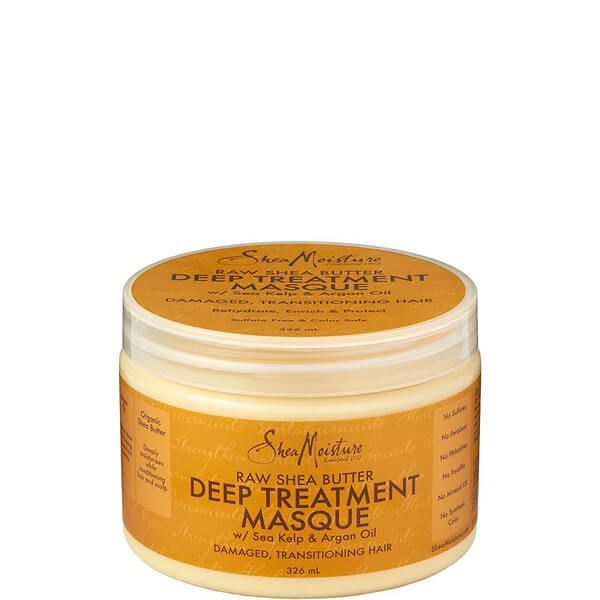 Shea Moisture Raw Shea Butter Deep Treatment Masque - 12oz