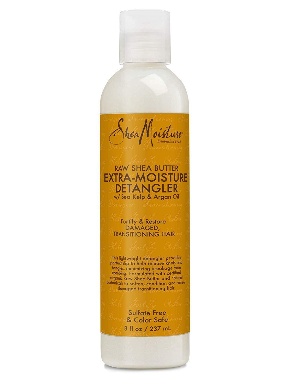 Shea Moisture Raw Shea Butter Extra-moisture Detangler - 8oz
