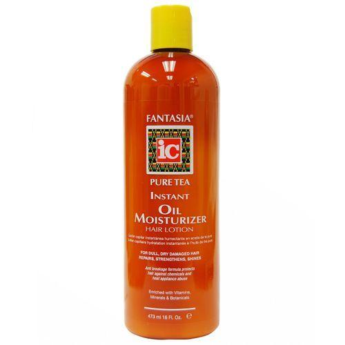 Ic Fantasia Pure Tea Instant Oil Moisturizing Lotion - 16oz