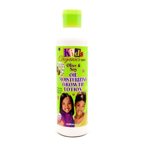 Kids Original Africa's Best Olive & Soy Moisturizing Growth Lotion - 8oz