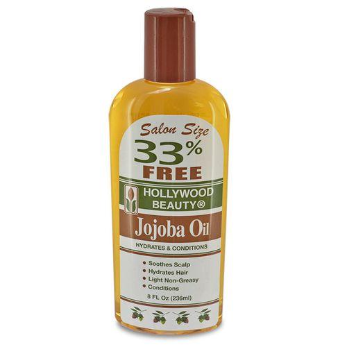 Hollywood Beauty Jojoba Oil - 8oz