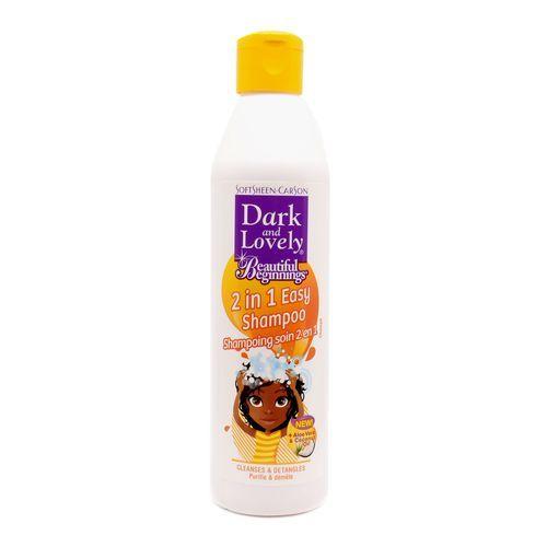 Dark & Lovely Beautiful Beginnings 2 In 1 Easy Shampoo - 8.5oz