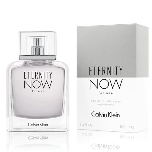 Calvin Klein Eternity Now For Men Eau De Toilette Spray - 100ml