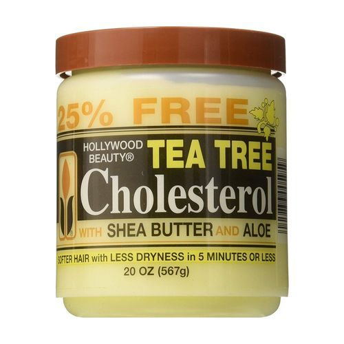 Hollywood Beauty Tea Tree Cholesterol - 20oz