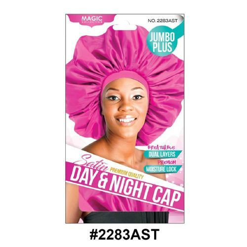 Magic Collection Women's Jumbo Plus Day & Night Cap 2283ast - Assorted Colors