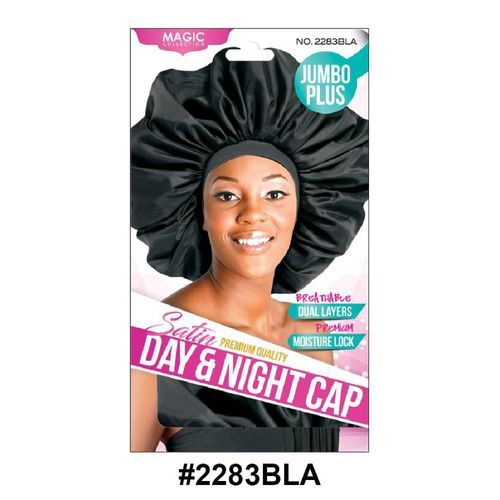 Magic Collection Women's Jumbo Plus Day & Night Cap 2283bla