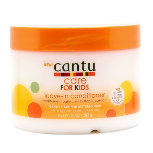 Cantu Care for Kid's Leave-in Conditioner - 283g