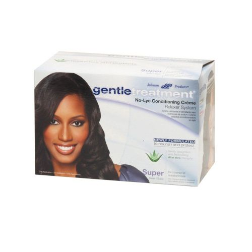 Gentle Treatment No Lye Conditioning Creme Relaxer - Super
