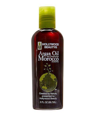 Hollywood Beauty Argan Oil Hair Treatment From Morocco - 3oz