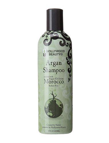 Hollywood Beauty Argan Shampoo - 12oz