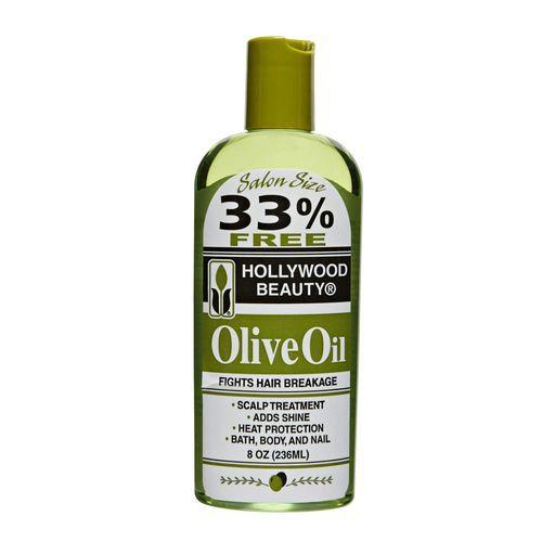 Hollywood Beauty Olive Oil - 8oz