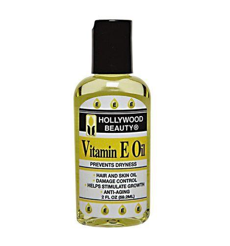Hollywood Beauty Vitamin E Oil - 2oz