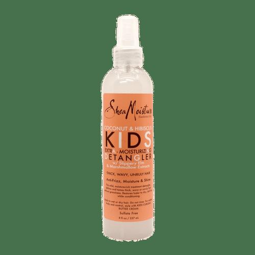 Shea Moisture Coconut & Hibiscus Kids Extra-moisturizing Detangler - 8oz
