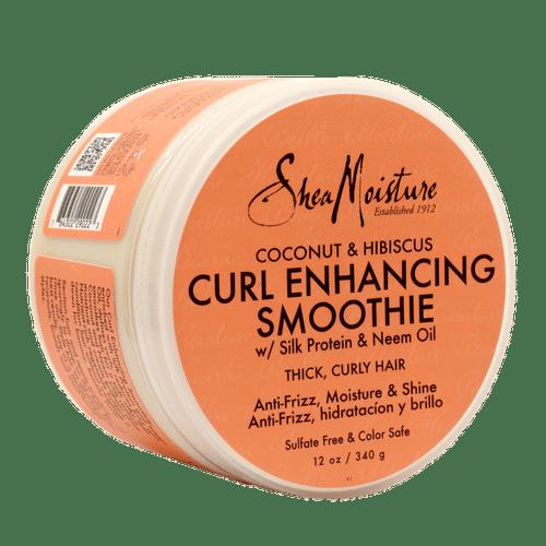 Shea Moisture Coconut & Hibiscus Curl Enhancing Smoothie - 12oz