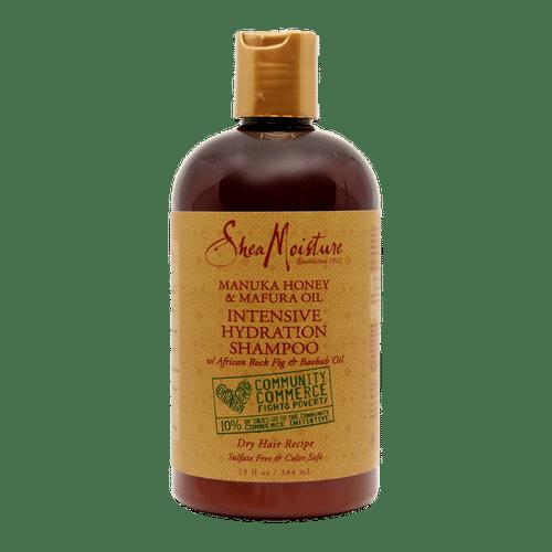Shea Moisture Manuka Honey & Mafura Oil Intensive Hydration Shampoo - 13oz