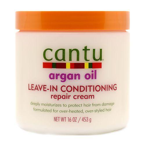 Cantu Argan Oil Leave-in Conditioning Repair Cream - 453g