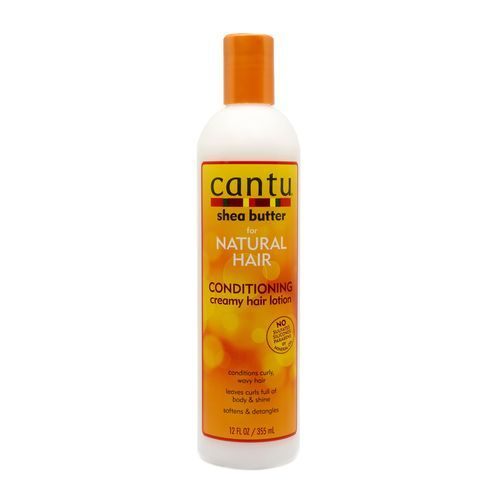 Cantu Shea Butter Conditioning Creamy Hair Lotion For Natural Hair - 355ml