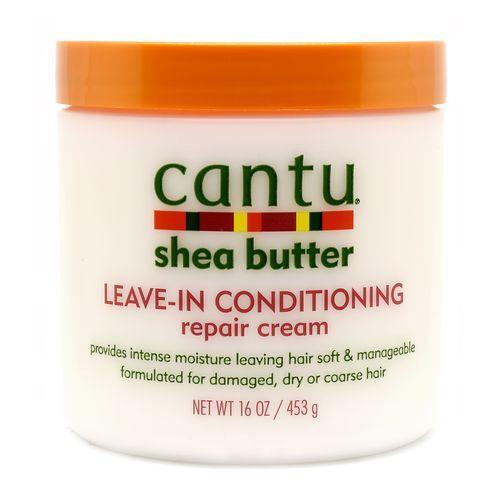 Cantu Shea Butter Leave-in Conditioning Repair Cream - 453g