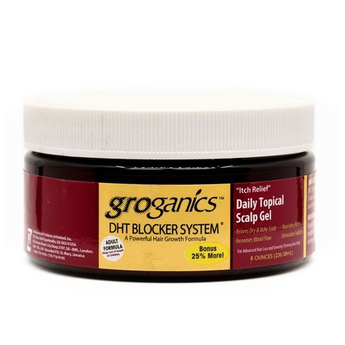 Groganics Daily Topical Scalp Gel - 6oz