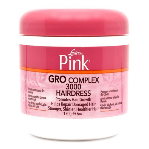 Luster's Pink Gro Complex 3000 Hairdress - 6oz