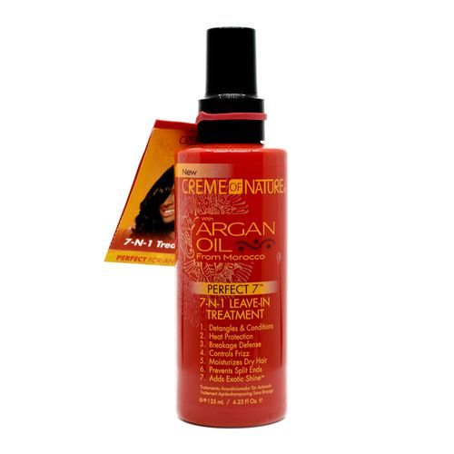 Creme Of Nature Argan Oil Perfect 7-n-1 Leave-in Treatment - 125ml