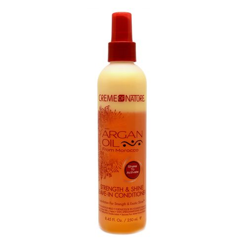 Creme Of Nature Strength & Shine Leave-In Conditioner - 250ml