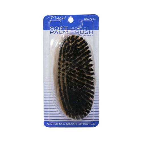 Magic Collection Soft Military Palm Brush - 7723