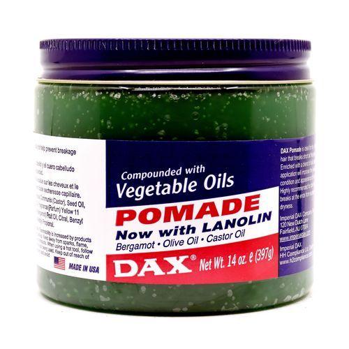 DAX Vegetable Oils Pomade - 14oz