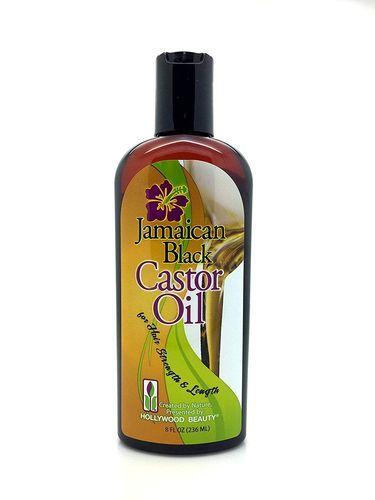 Hollywood Beauty Jamaican Black Castor Oil - 8oz