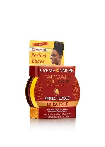 Creme Of Nature Argan Oil Perfect Edges For Extra Hold - 2.25oz