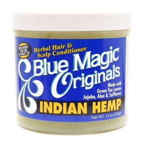 Blue Magic Organics Indian Hemp - 12oz