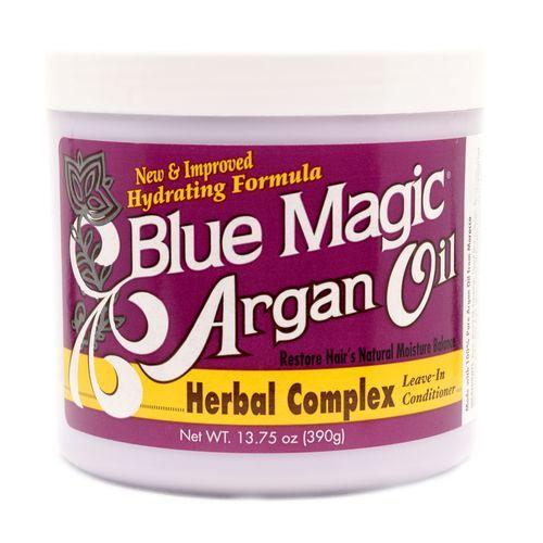 Blue Magic Argan Herbal Complex Leave-in Conditioner - 13.75oz