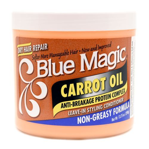 Blue Magic Carrot Oil Leave-in Styling Conditioner - 13.75oz