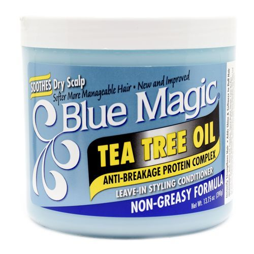 Blue Magic Tea Tree Oil Leave-in Styling Conditioner - 13.75oz