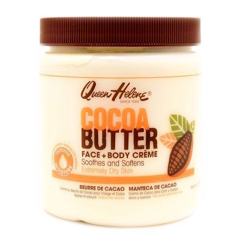 Queen Helene Cocoa Butter Face & Body Crème - 15oz