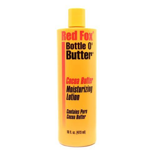 Red Fox Bottle O'Butter Cocoa Butter Moisturizing Lotion - 473ml